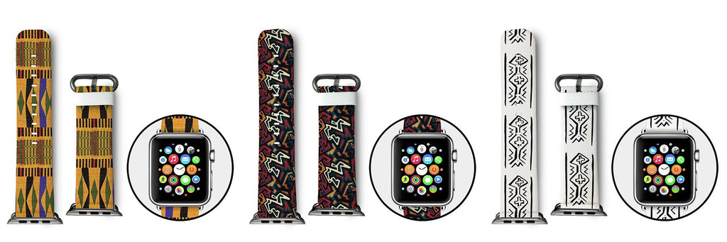 Melaskins Apple Watch Bands