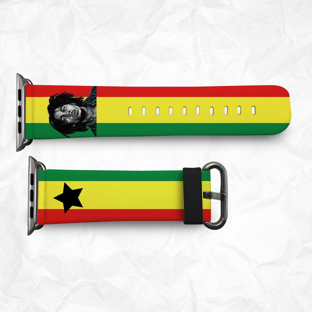 Bob Marley Apple Watch Band