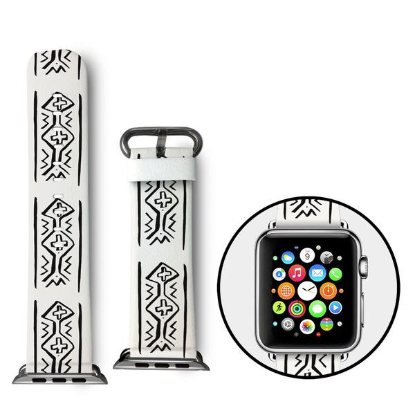 Adinkra/Mudcloth Special Edition Samsung Watch Bands