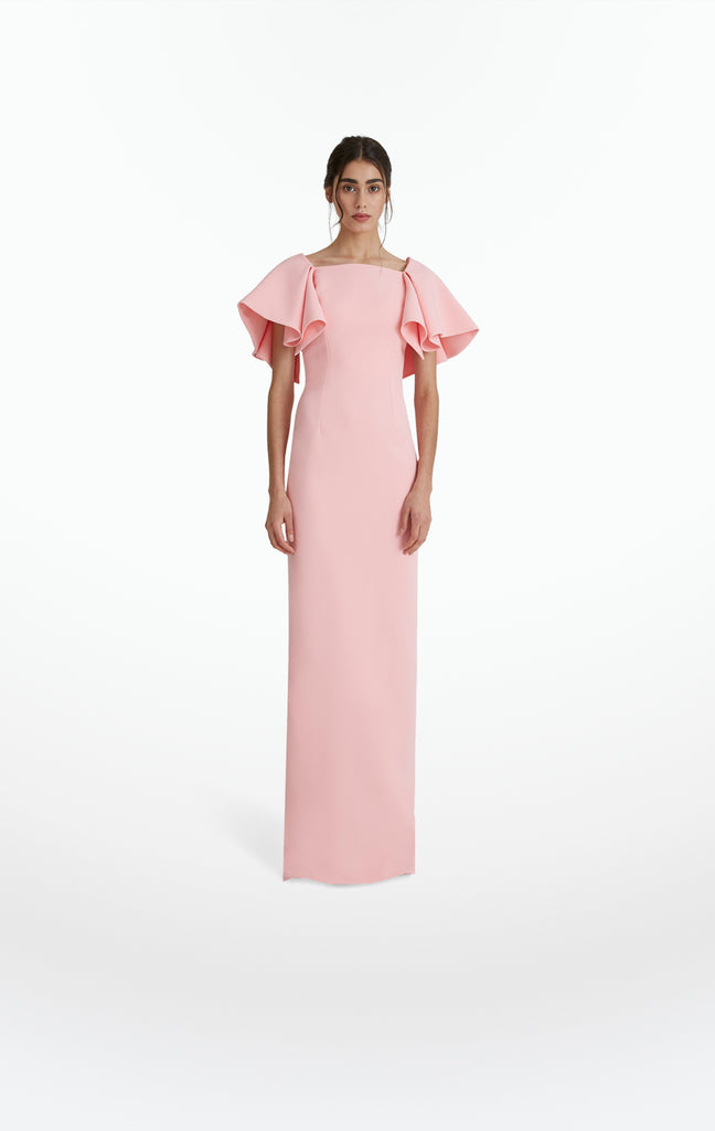 Eve Cotton Candy Long Dress
