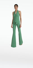 Halluana Fern Green Trousers