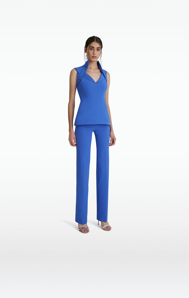 Goldie Cobalt Blue Trousers
