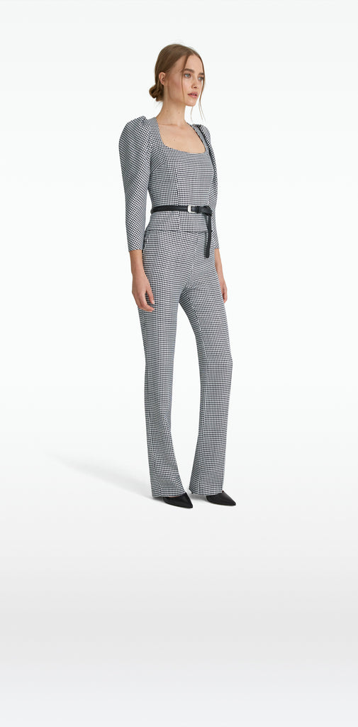 Goldie Houndstooth Trousers