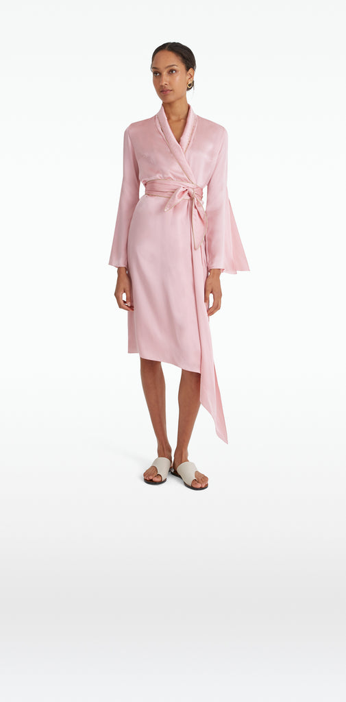 Gloria Blush Robe