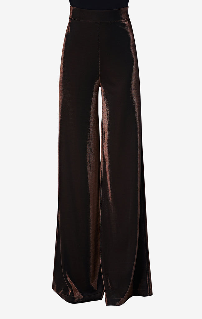 Audree Rust Trousers