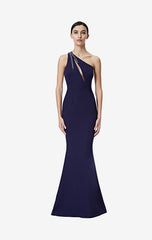 Penelope Azurite Long Dress