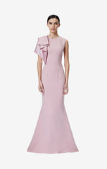 Deliza Blush Long Dress