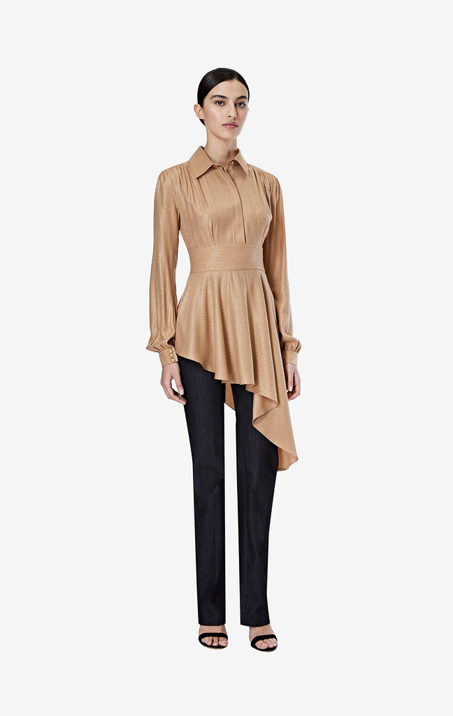 Shelby Camel Top