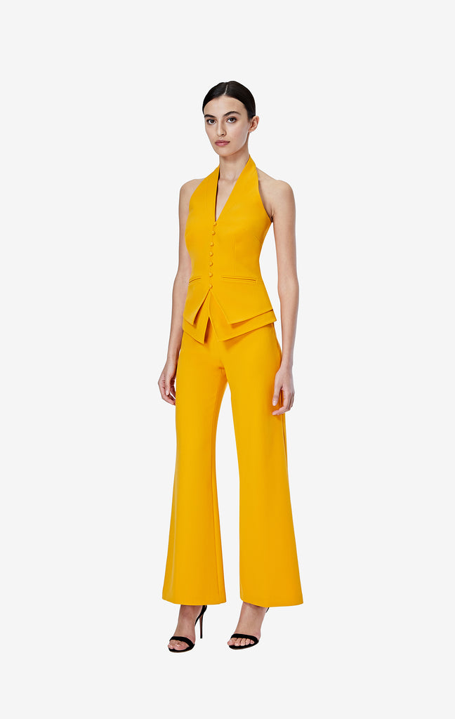 Patti Turmeric Trousers