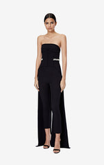 Auzia Jumpsuit With Jonty Black Belt