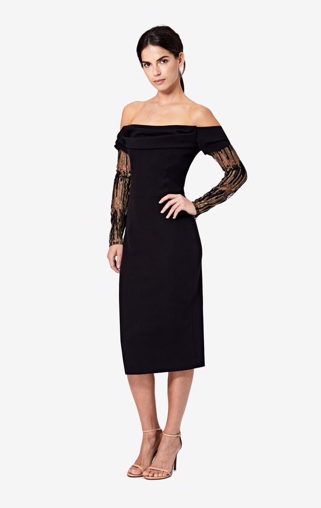 Nerissa Midi Dress