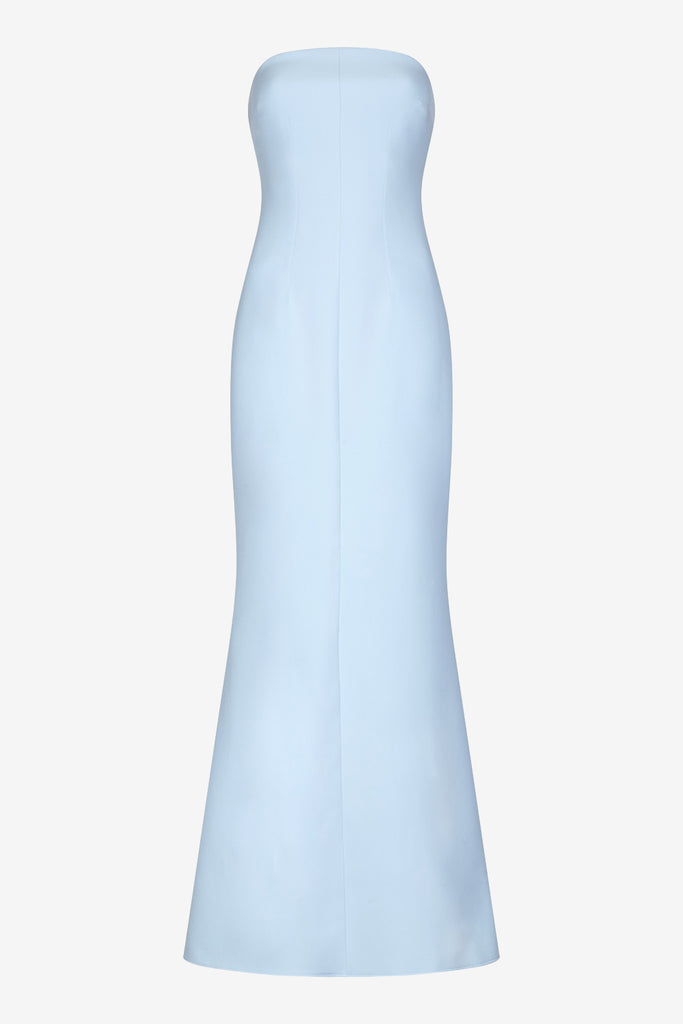 Soshin Strapless Long Dress