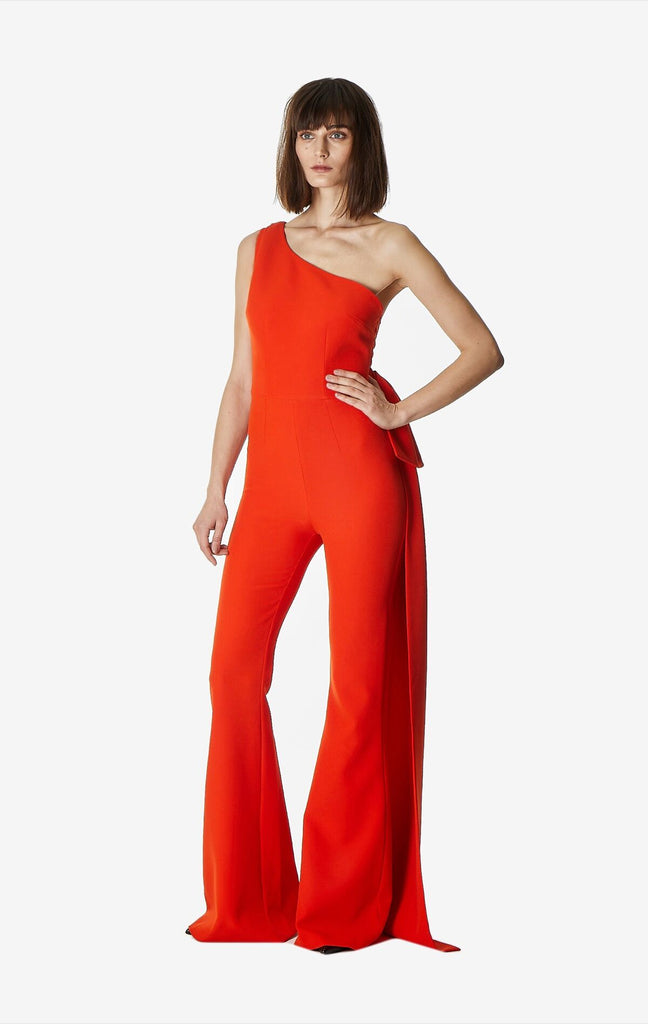 Bano Bow Jumpsuit