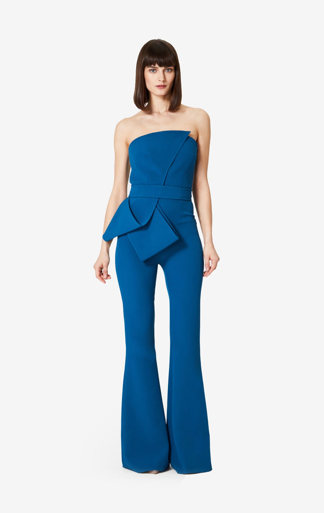Mabel Strapless Jumpsuit