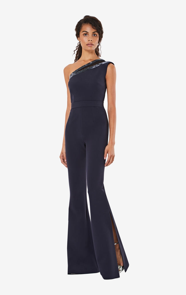 Catalina Asymmetric Jumpsuit