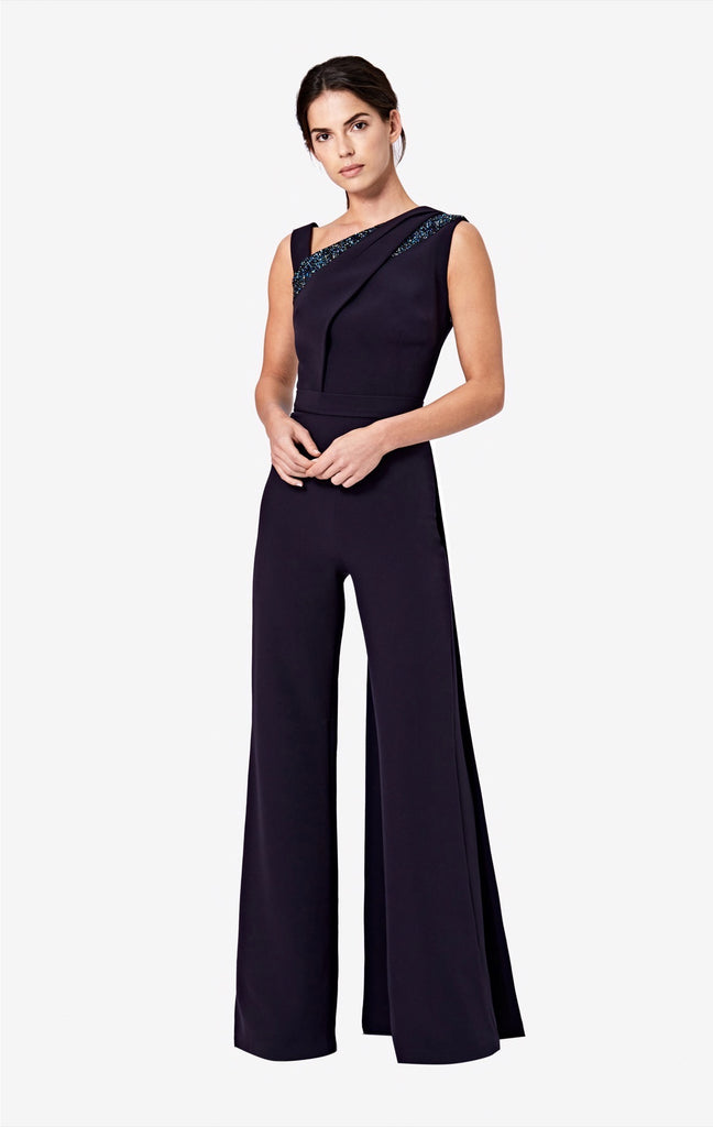 Junia Embroidered Jumpsuit
