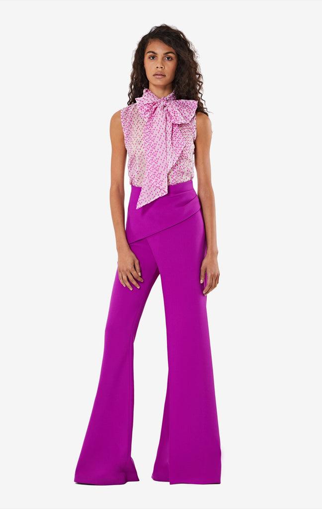 Calliope Flared Leg Trousers
