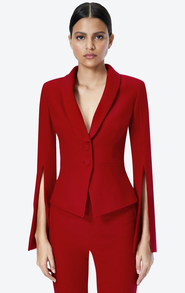 Beverly Azalea Red Jacket