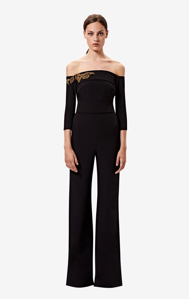 Joy Harness With Strapless Jumpsuit
