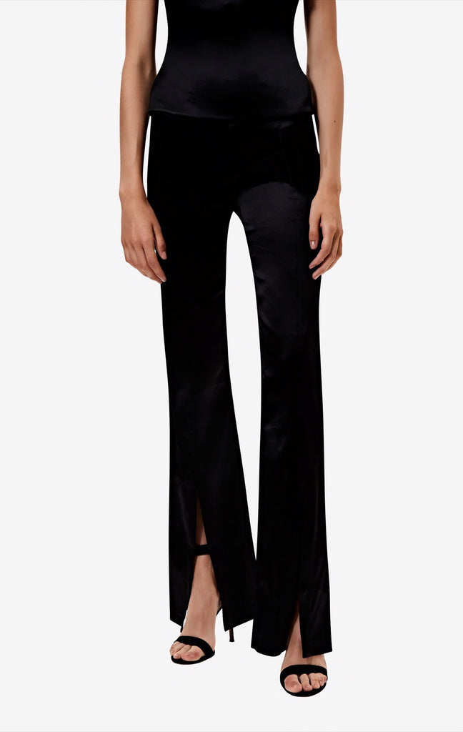 Zew Satin Trousers