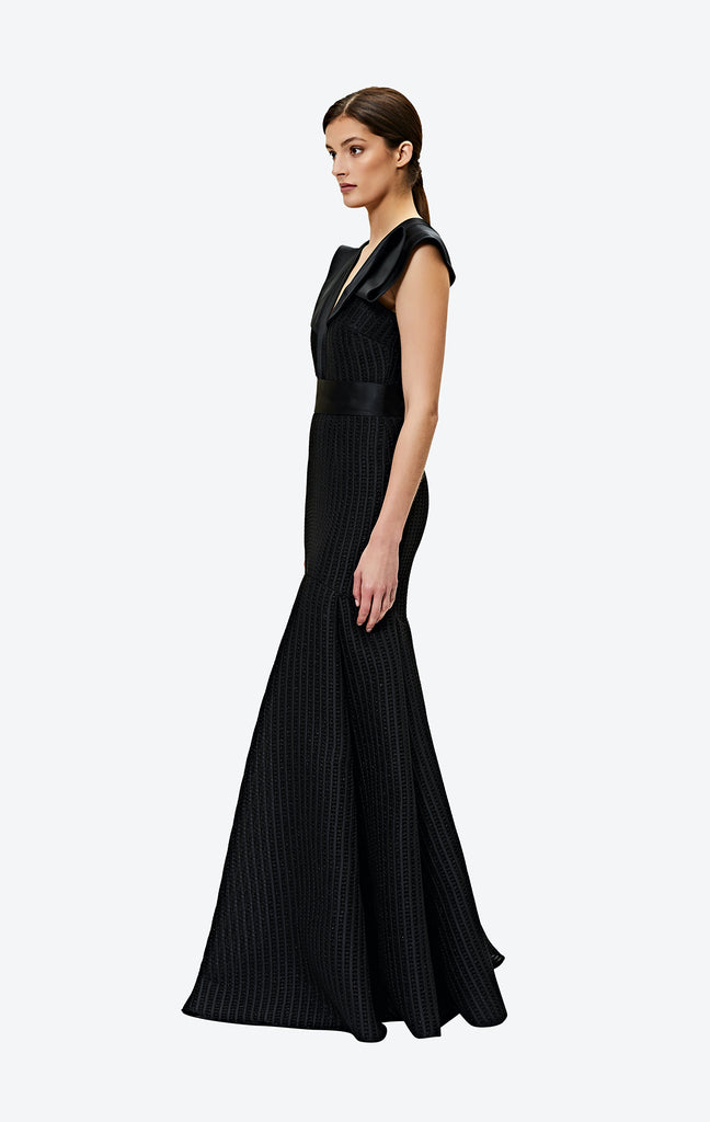 Lubna Long Dress