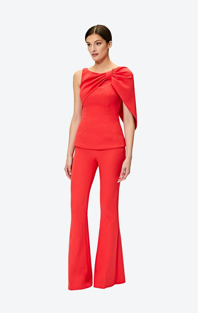 Halluana Cardinal Red Trousers