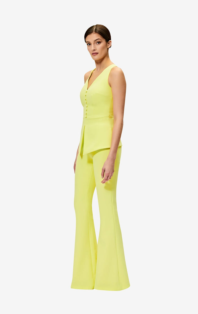 Lemon Zest Halluana Trousers