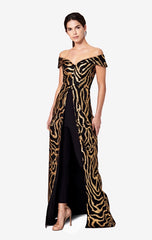 Sherita Floor Length Top