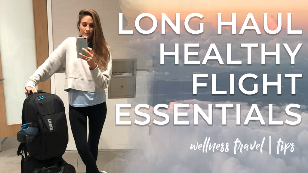 What I Pack + Wear For A Long Haul Flight