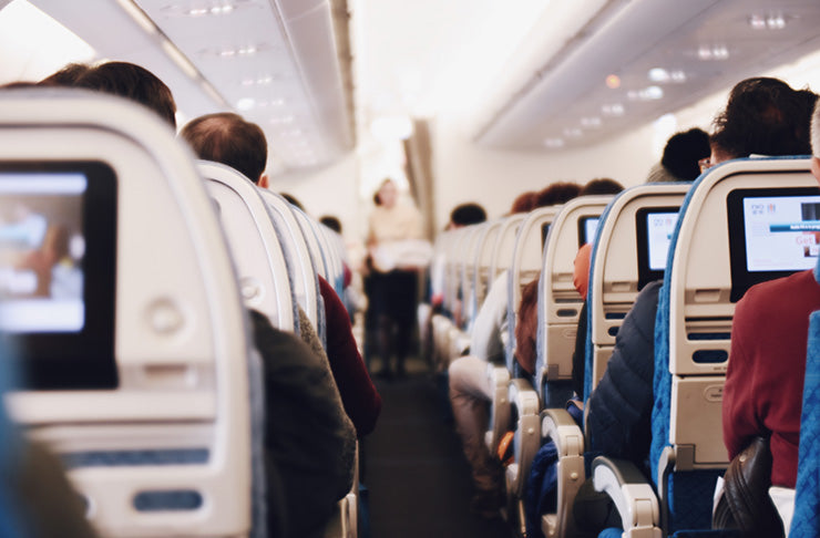 How to Prevent a Sore Back and Enjoy Travel in an Economy Seat