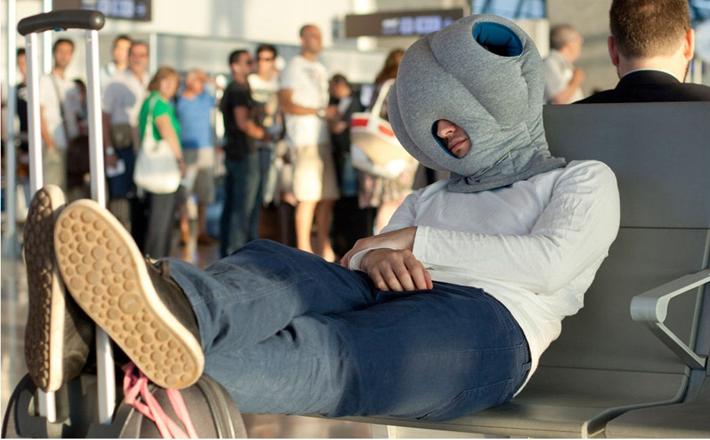 Top 5 Most Ridiculous Travel Pillows