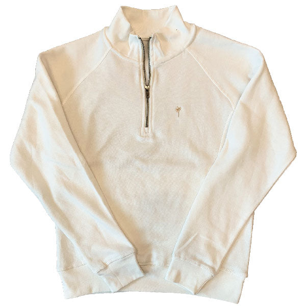 Oyster 3/4 Zip Pullover