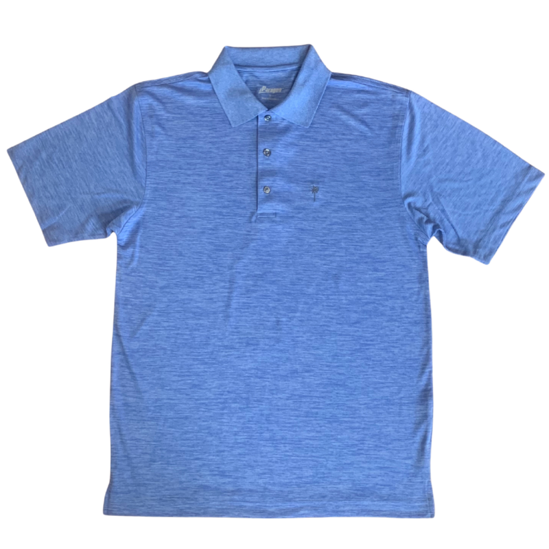 Boat Blue Dri-fit Polo