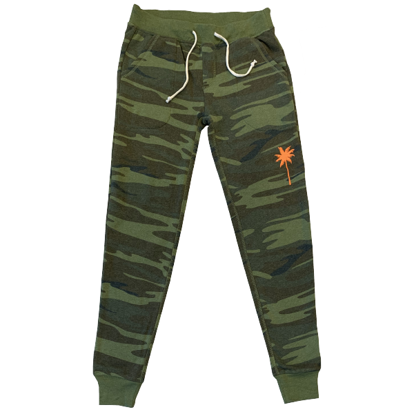 Camo Lounge Suit Bottom