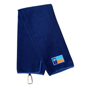 Navy Golf (or anything) Towel