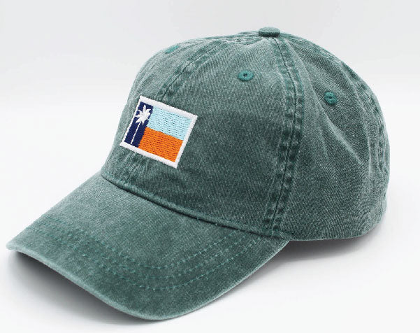 Evergreen Classic Flag Baseball Cap