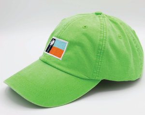 Fresh Green Classic Flag Baseball Cap