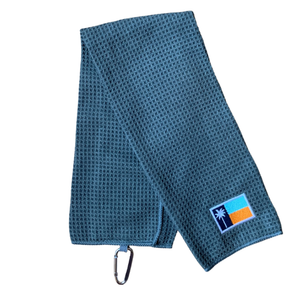 Grey Golf (or anything) Towel