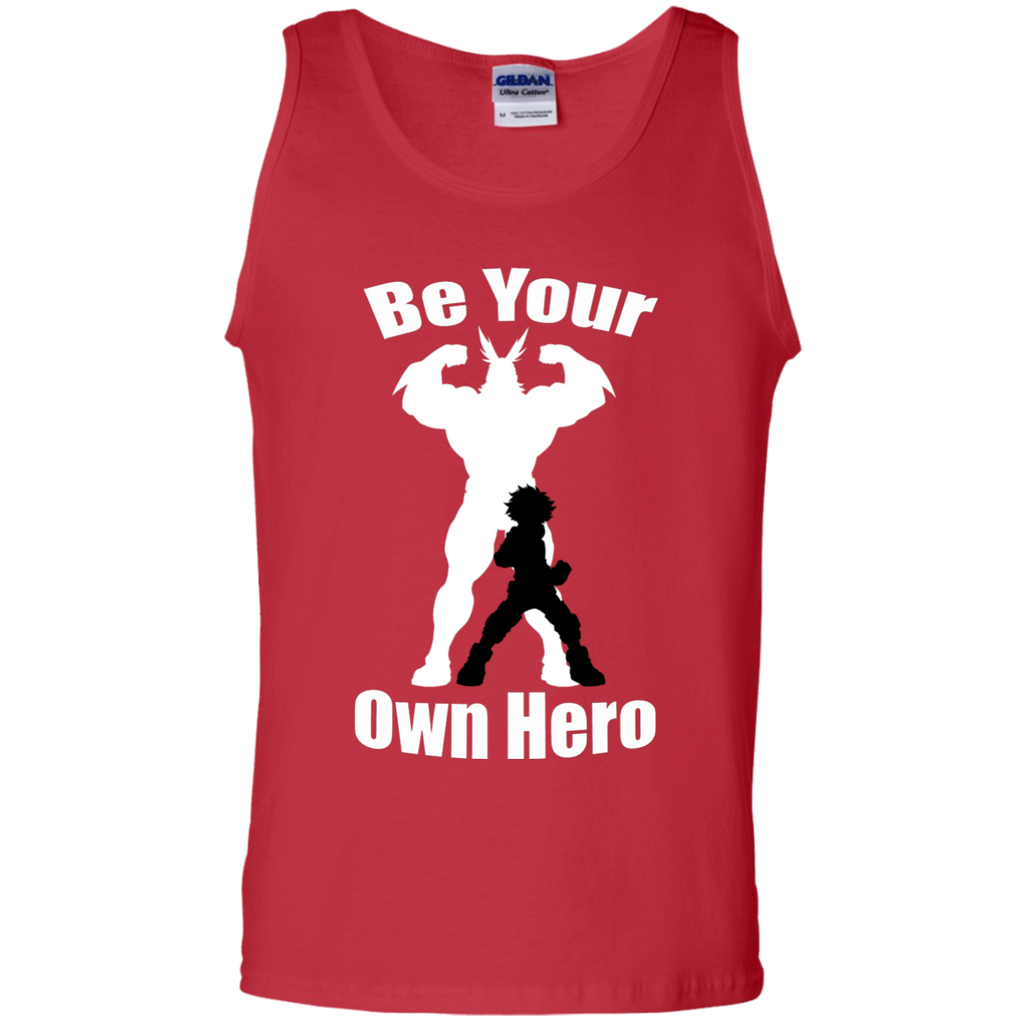 Be Your Own Hero Tanktop