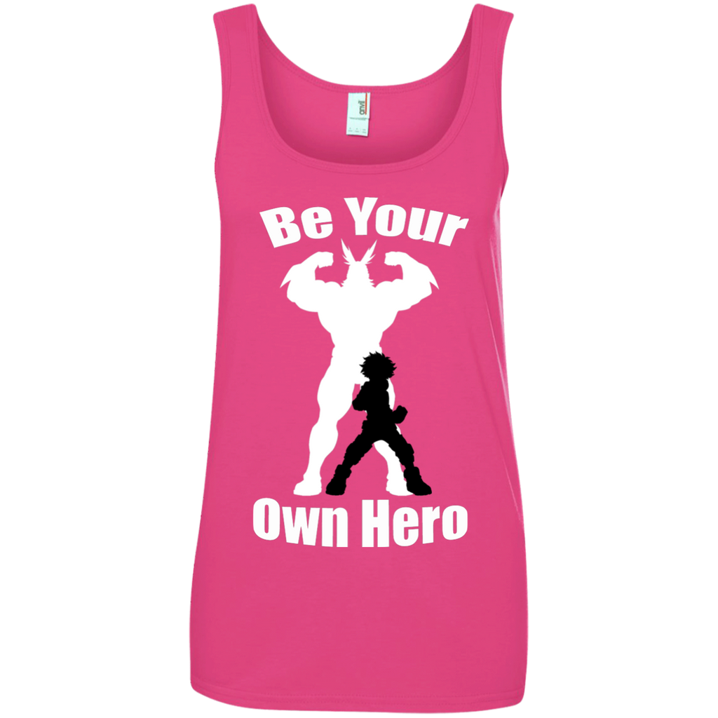 Be Your Own Hero Women's Tanktop