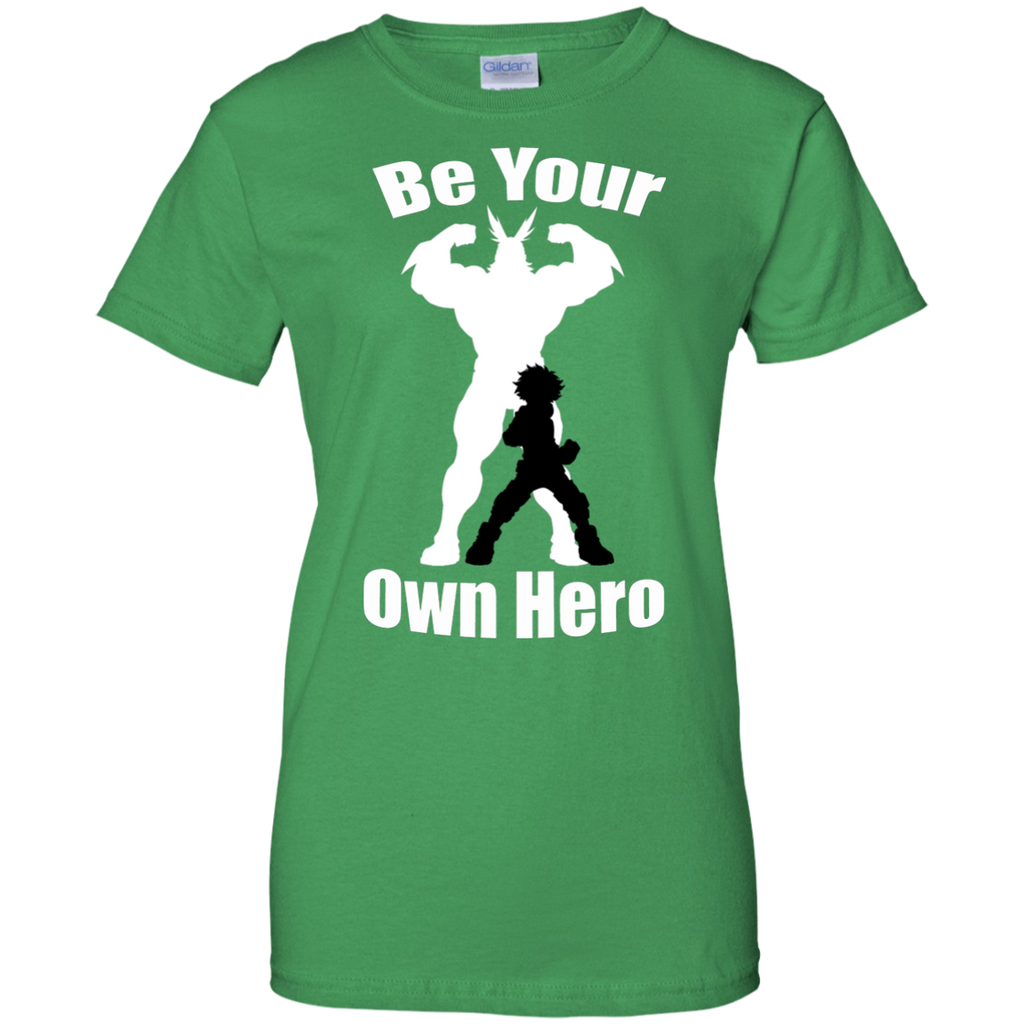Be Your Own Hero Women's T-shirt