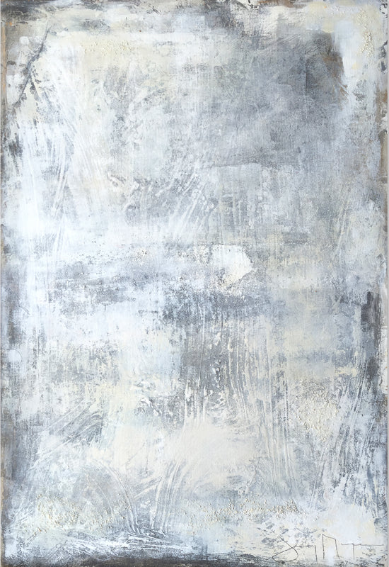 I AM - Abstract Painting Size 48x72