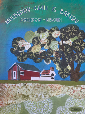 Mulberry Grill and Bakery Poster or Postcard