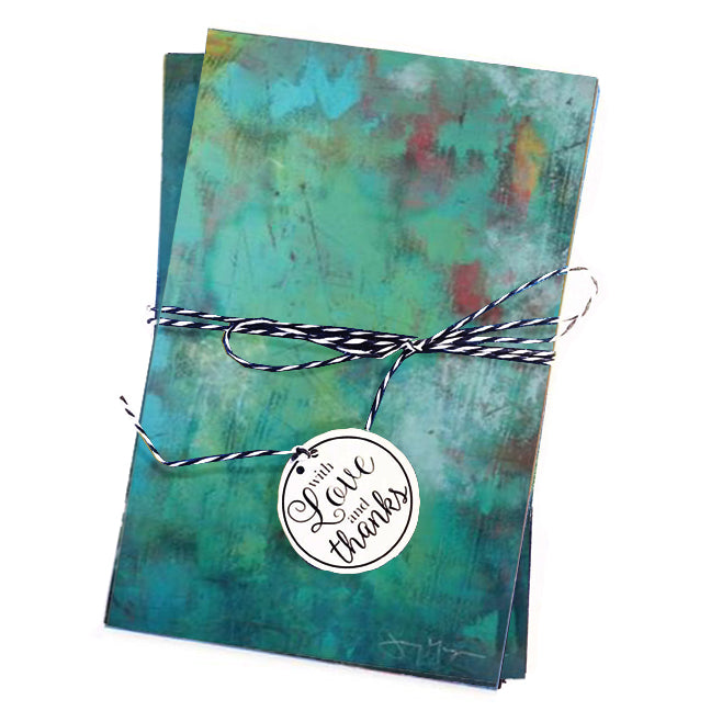 Dwelling Place - Set of 4 Greeting Cards