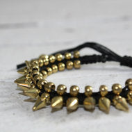 C&C Spike up dog bracelet