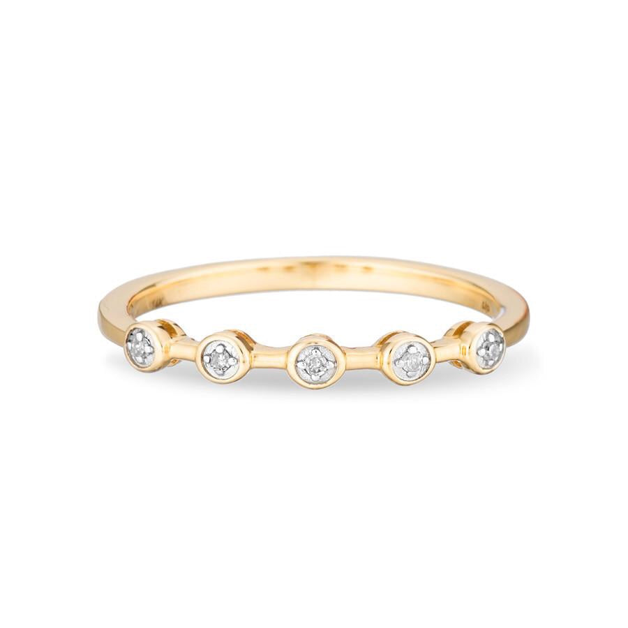 Adina Reyter 5 Diamond Ring