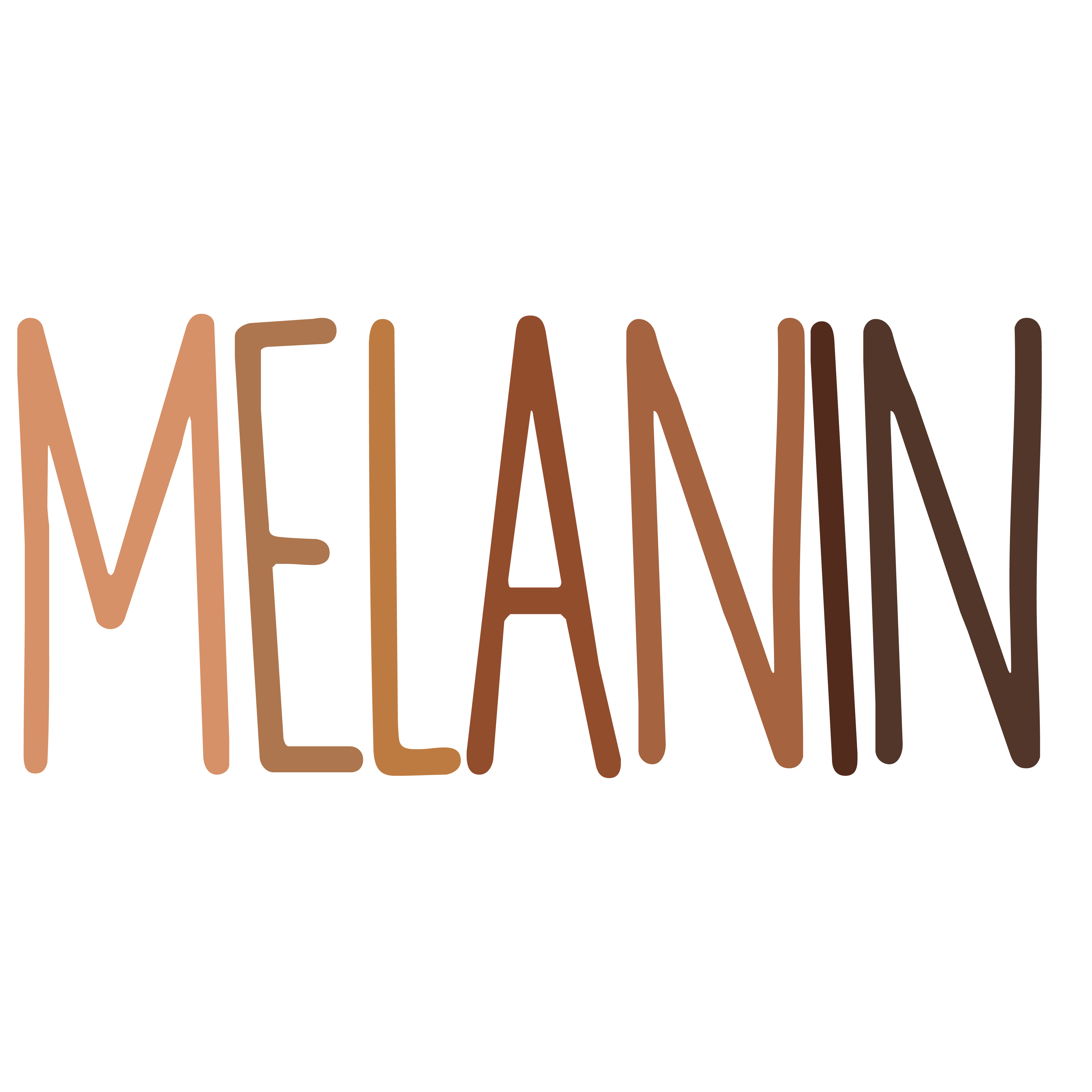 Tones of Melanin