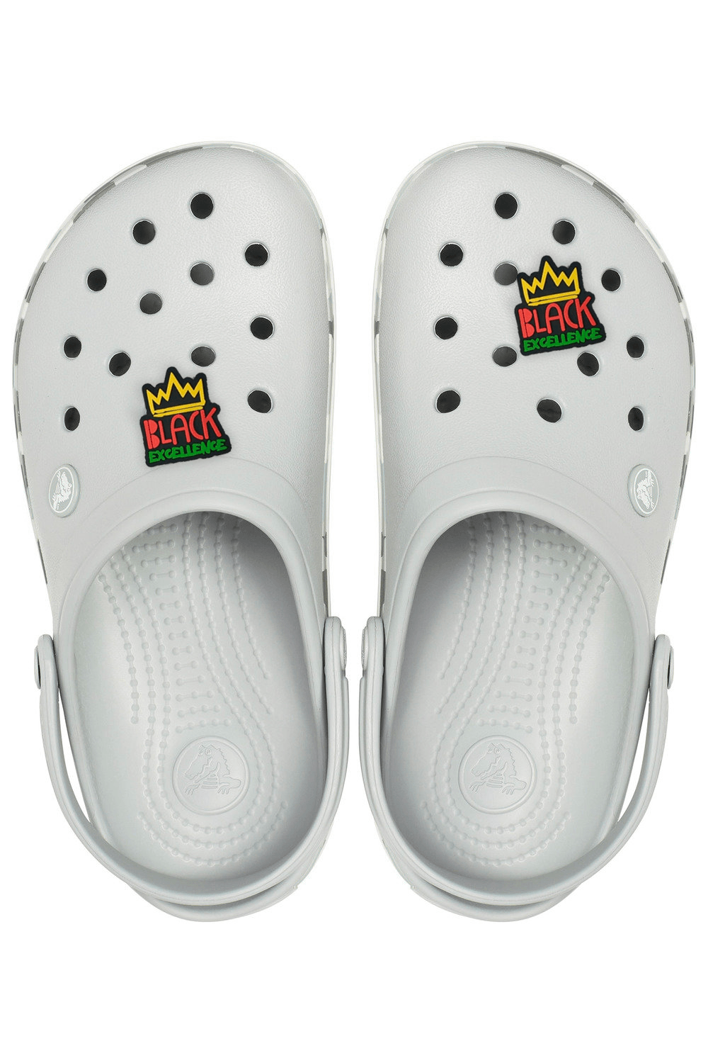 Black Excellence Croc Jibbitz