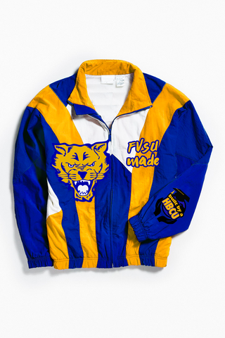 THROWBACK FVSU MADE WINDBREAKER