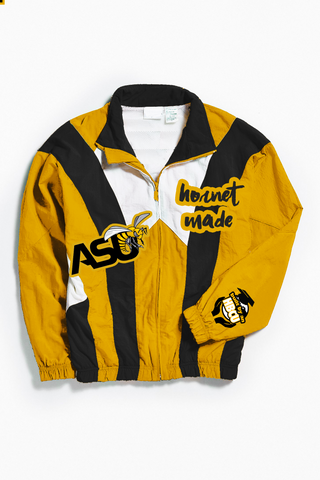 THROWBACK HORNET MADE WINDBREAKER